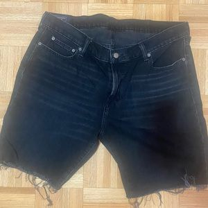 Men's Abercrombie and Fitch Denim Short  Size 38